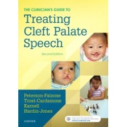 The Clinician's Guide to Treating Cleft Palate Speech, 2nd Edition