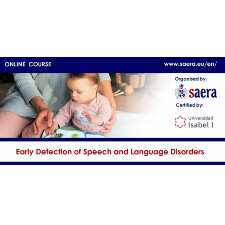 Early Detection of Speech and Language Disorders