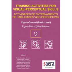 TRAINING ACTIVITIES FOR VISUAL-PERCEPTUAL SKILLS Figure-Ground (Basic Level)