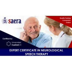 Expert Certificate in Neurological Speech Therapy