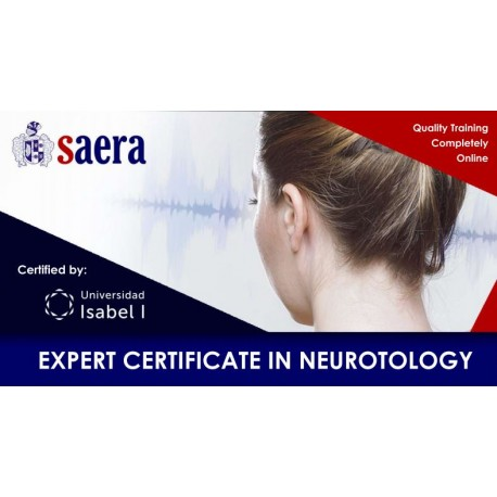 Expert Certificate in Neurotology