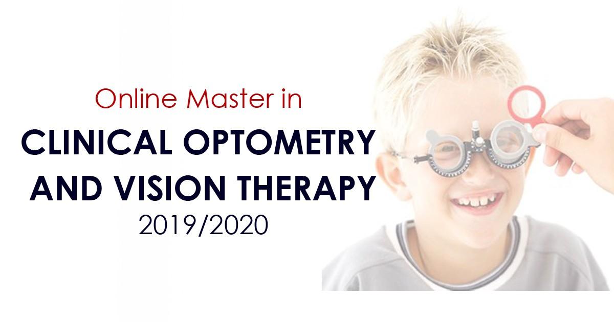 Master in Optometry