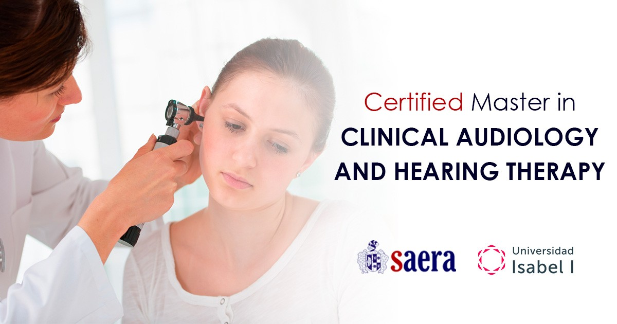 Master in Clinical Audiology and Hearing Therapy